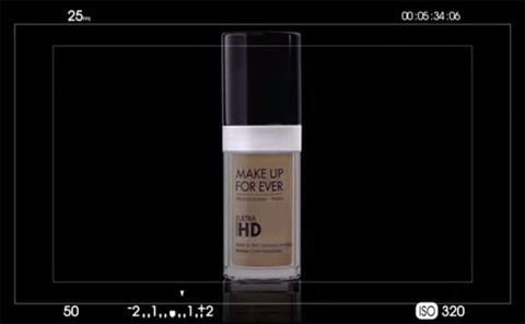 Introducing Ultra HD Foundation by Make Up For Ever