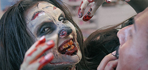 Zombie Halloween Makeup Video & Product List