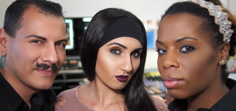 black Up Fall Makeup Preview Video & Product List