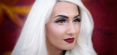 White Winter Makeup Video & Product List