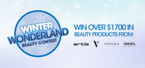 Winter Wonderland Beauty Contest