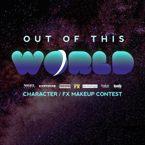 Out of this World Makeup Contest Winners